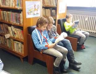 Návšteva knižnice