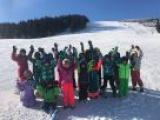 Naši ESPRIŤÁCI na lyžiach