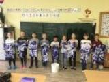 Batikovanie v 3.A triede